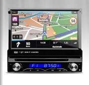 Xtrons D714G klapscherm navigatie