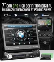 Xtrons D712GD klapscherm gps met DVBT