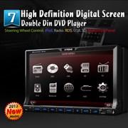 Xtrons TD723 dubbel din DVD speler