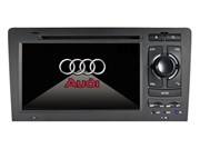 Audi A8 94 - 03 RNS-E look DVD navigatie DVD radio