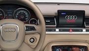 Audi A6 A8 Q7 navigatie DVD systeem