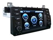 BMW 3-serie E46 DVD GPS