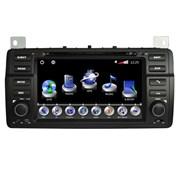 BMW 5 Serie-E39, BMW X5-E53 DVD navigatie