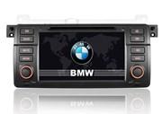 BMW E46 radio navigatie DVD speler