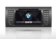 BMW E39 X5 navigatie DVD radio