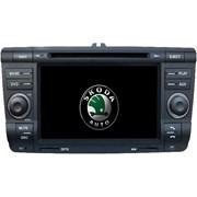 7 inch auto dvd-GPS speciaal voor Skoda Octavia