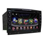 Renault Megane DVD GPS mp3 sd 2 din
