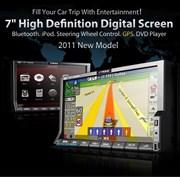 Xtrons TD714GD dubbel din navigatie DVB-T