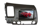 Honda Civic 2006 - 2011 model navigatie