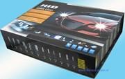 Complete H4 Bi xenon HID kit