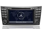 Mercedes W211, W219 en W463 navigatie GPS