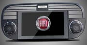Fiat 500 DVD gps MP3