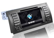 BMW E39 car pc Android besturing
