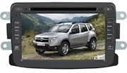 Dacia Duster GPS dvd MP3 speler