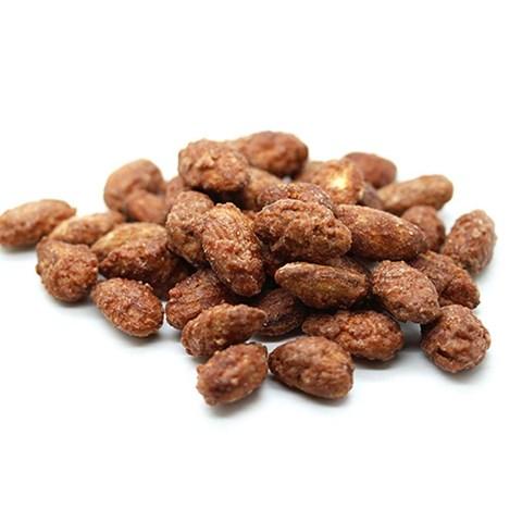 Caramel Cocos-Kaneel Amandelen