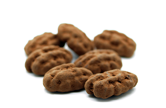 Chocoladepecan Truffels