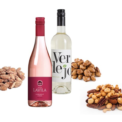 Wine&Nuts Top 5 box