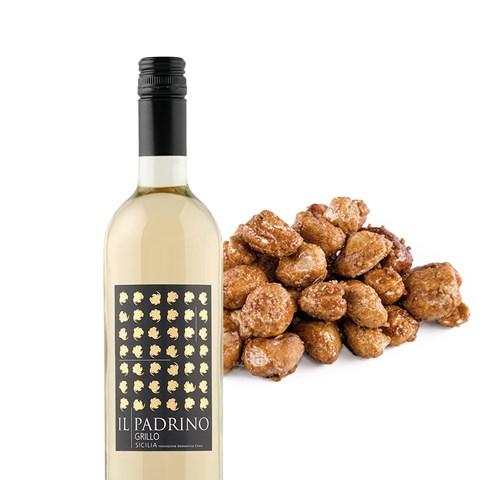 Il Padrino Grillo + 250 gr. Pinda&Cashew Honing-Zeezout