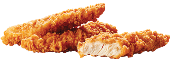 CHICKEN  STRIPS 3 ST