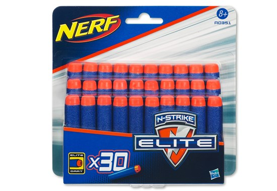NERF ELITE 30 losse pijlen