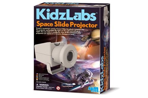 kidzlabs SPACE SLIDE PROJECTOR  ( 3xAAA)
