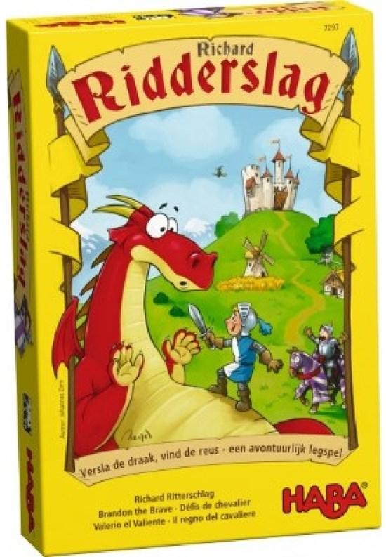 haba RIDDERSLAG spel 5-99 jaar