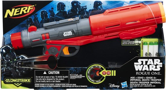 nerf STAR WARS ROGUE ONE 6+