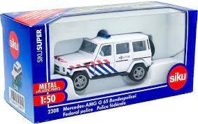2308 siku MERCEDES BENZ AMG G 65 NEDERLANDSE POLITIE
