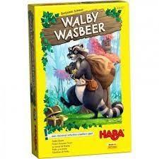 haba WALBY WASBEER spel  5+
