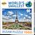 World's Smallest puzzel 1000 stukjes de Eiffeltoren in Parijs