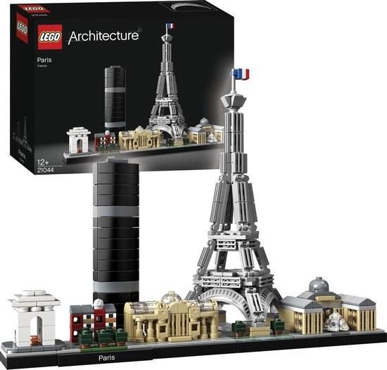 21044 lego architecture BEKEND PARIJS 12+